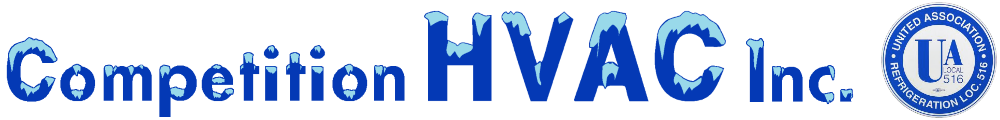 Competition HVAC Inc. Logo